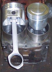 Custom Billet Parts Rocker Arms Connecting Rods Antique